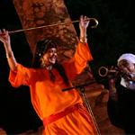 Leila Haddad Cours & Stages de danses orientale Créations & Spectacles Zikrayat - Sur les traces des Ghawazee
