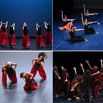 Leila Haddad Cours & Stages de danses orientale Créations & Spectacles