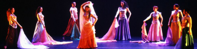 Leila Haddad Cours Stage de Danses Orientale Groupe-compagnie