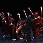Leila Haddad Cours & Stages de danses orientale Créations & Spectacles Le Ventre de la Montagne - Dance with dreamers
